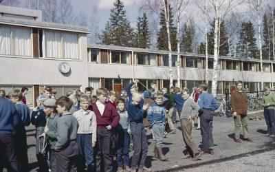 Koulurakennukset