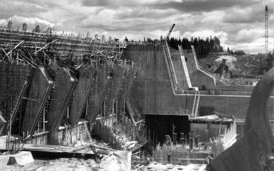 Hyvinvointi-Suomen rakennuskulttuuri vuodesta 1945